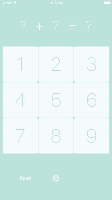 99加法表 - 智力开发截图1