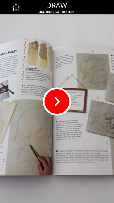 向大师学绘画(AR交互版)截图2
