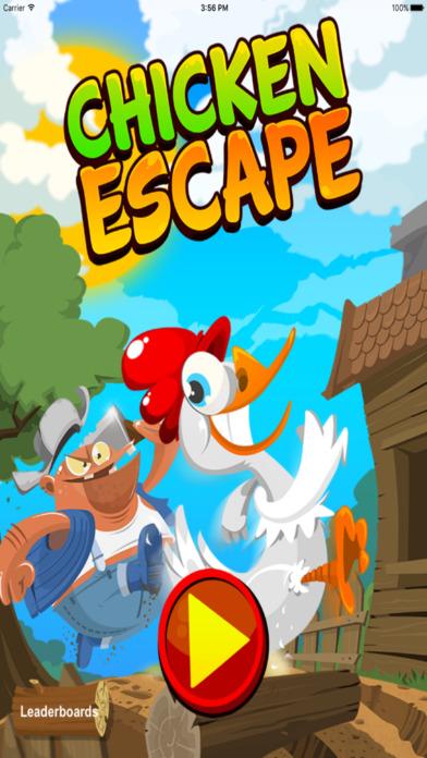 小动物追击战—吃金蛋的公鸡截图1