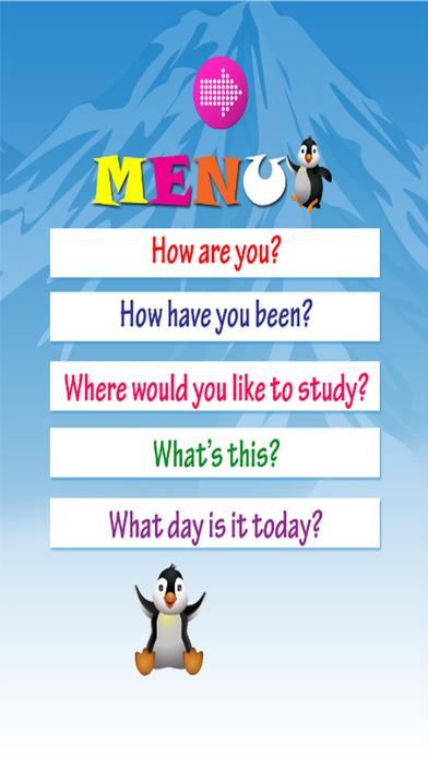 学习英语免费:听说会话英语为孩子和初学者截图2