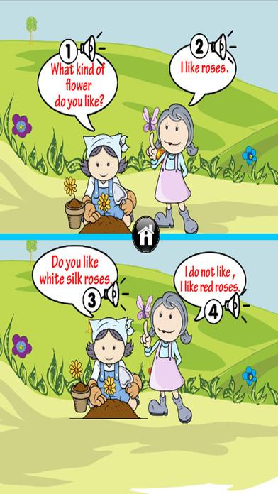 学习英语免费:听说会话英语为孩子和初学者截图4