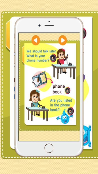 学习英语免费:听说词汇英语为孩子和初学者截图3