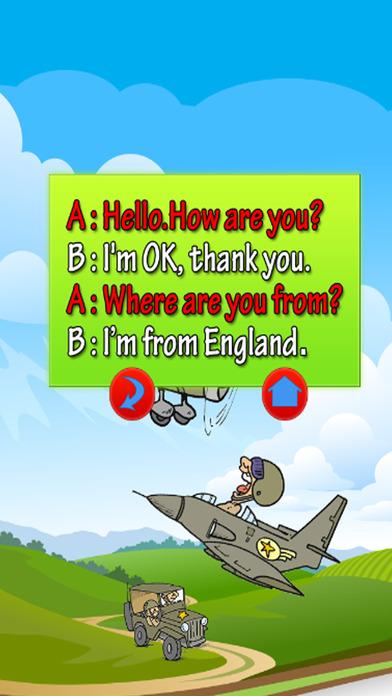 学习英语免费::听说谈话轻松英语为孩子和初学者截图4
