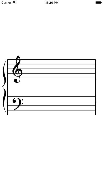 大谱表校音器截图1