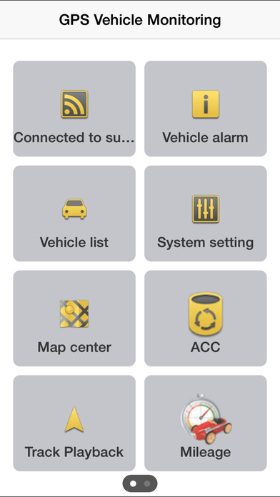 GPS车辆监控Vehicle Monitoring截图2