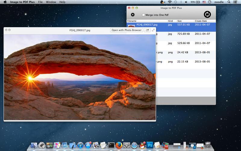 Image to PDF Plus-图片转换PDF截图3