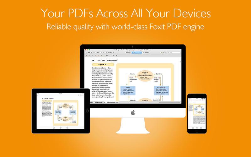 福昕PDF阅读器 - PDF 注释、编辑截图1
