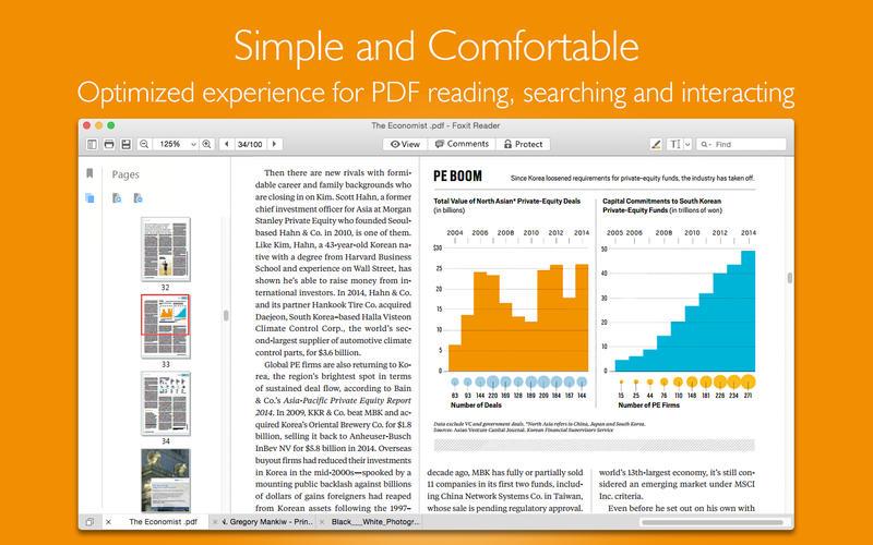 福昕PDF阅读器 - PDF 注释、编辑截图3
