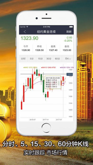 黄金投资平台截图5