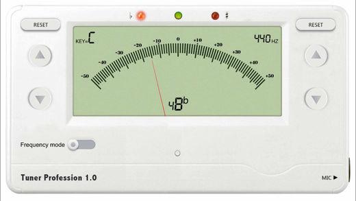 乐器调音辅助截图1