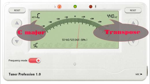 乐器调音辅助截图3