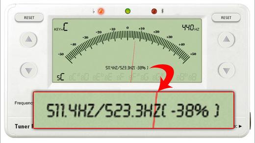 乐器调音辅助截图4