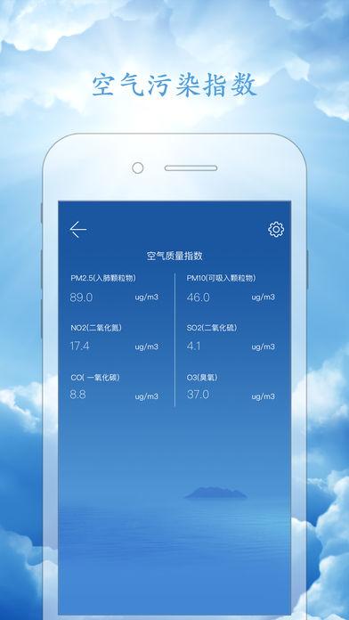 全球空气指数截图2