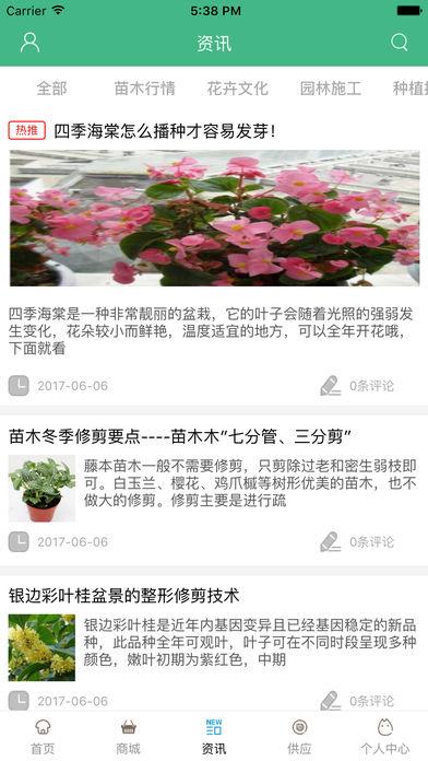 中国好苗木网截图1