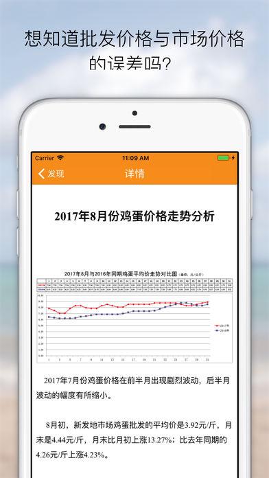 北京每日菜价截图2
