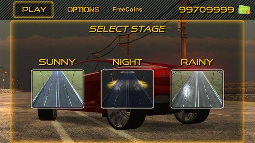 疯狂赛车游戏截图2