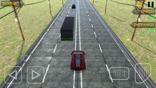 疯狂赛车游戏截图3