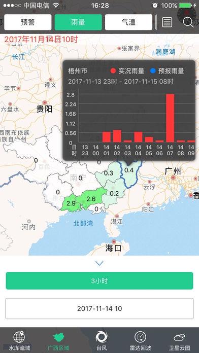 广西电力气象综合信息系统截图5