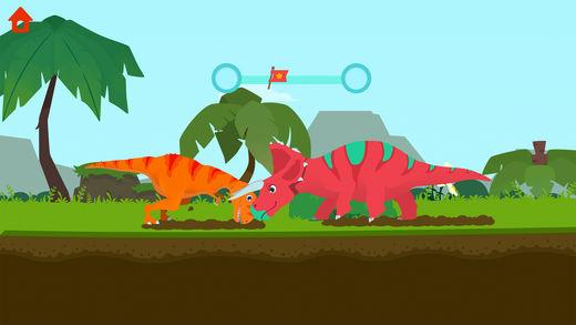 恐龙岛:霸王龙世界大冒险截图1