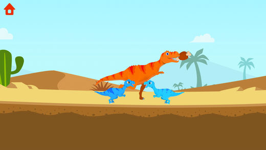 恐龙岛:霸王龙世界大冒险截图2