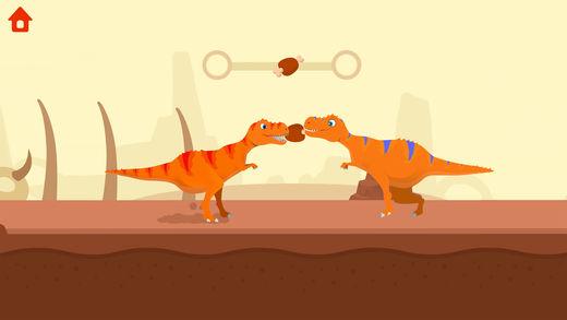 恐龙岛:霸王龙世界大冒险截图3