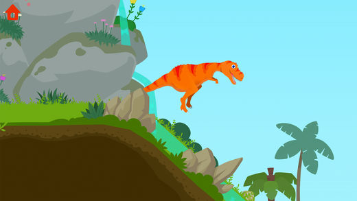 恐龙岛:霸王龙世界大冒险截图4