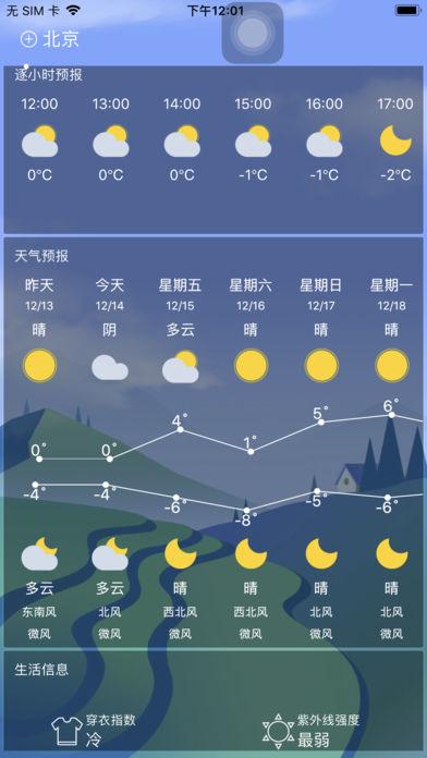 森莫天气截图4