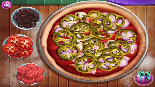 披萨料理游戏截图2