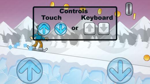 冰山滑雪男孩截图1