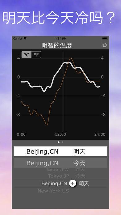 热的冷的截图3