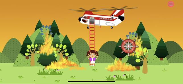 宝宝交通工具拼图游戏:巴士汽车截图4