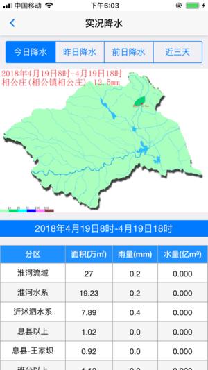 淮委防汛通截图3