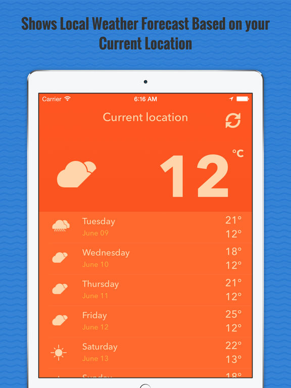 天气预报,雨截图6