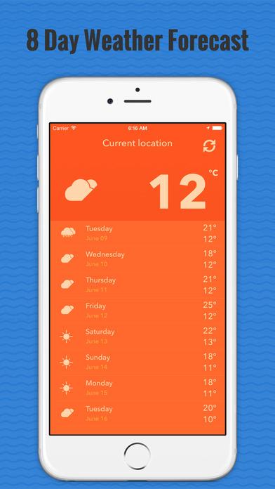 天气预报,雨截图3