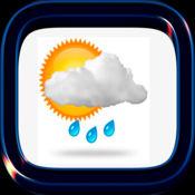 天气预报,雨LOGO