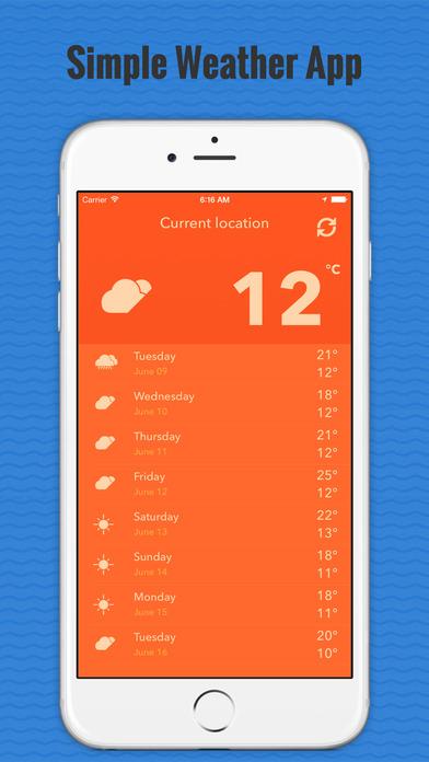 天气预报,雨截图2