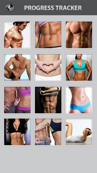 腹部运动 PRO HD截图4