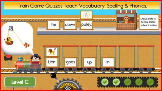 英语小火车截图5