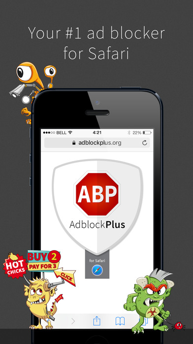 Adblock Plus (ABP)截图1