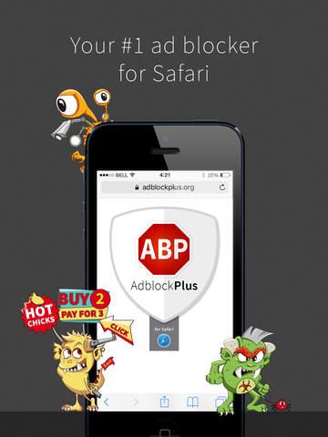 Adblock Plus (ABP)截图6