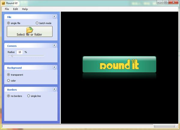 Round It(图片添加圆角软件)