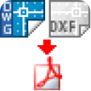 Any DWG to PDF Converter  官方最新版 正式版