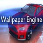 wallpaper engine 夜之精靈少女動態壁紙