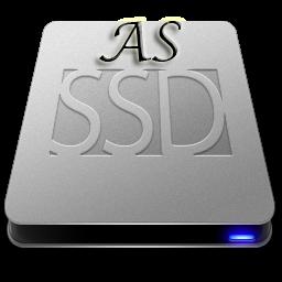 AS SSD Benchmark(SSD固态硬盘传输速度测试)