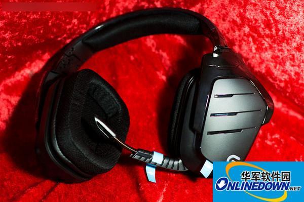 罗技g933耳机驱动程序