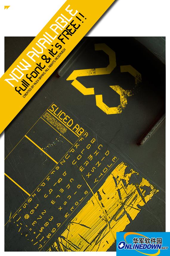 来自DT的优秀PS字体素材免费下载(50种)