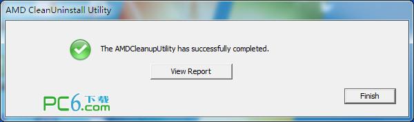 AMD驱动完全卸载工具(AMD CleanUninstall Utility)