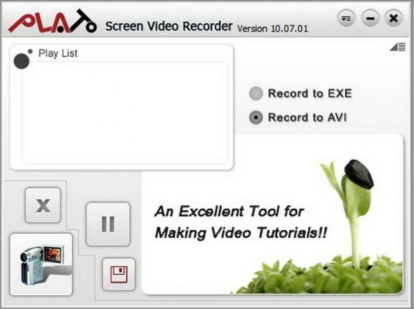 最好的屏幕录像软件(Plato)