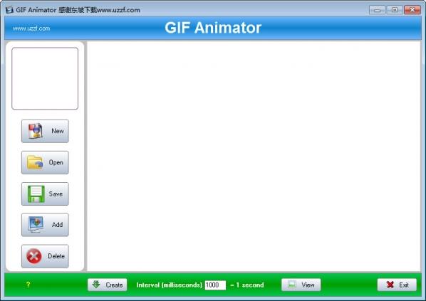 GIF Animator(GIF动画制作工具)