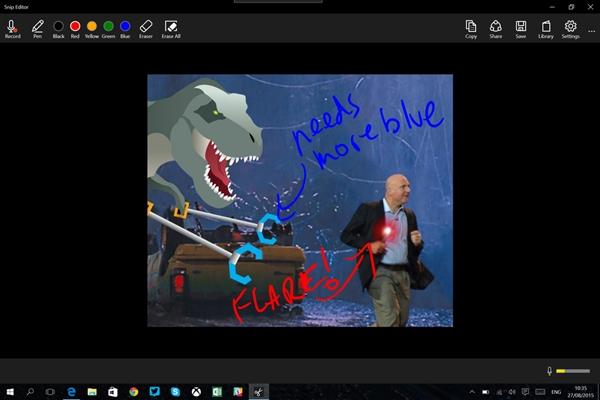微软录屏软件(Microsoft Snip)
